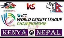 आइसिसी विश्व क्रिकेट लिग: नेपालले पायो १५६ रनको लक्ष्य
