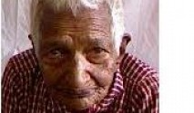 नुवाकोटका ११५ वर्षिया लामिछानेबाट मतदान