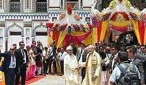 भारतिय प्रधानमन्त्री मोदी नेपाल भ्रमणमा
