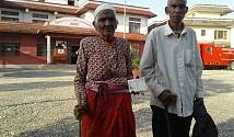 ८८ वर्षमा पाइन् जसु ठगुन्नाले नागरिकता
